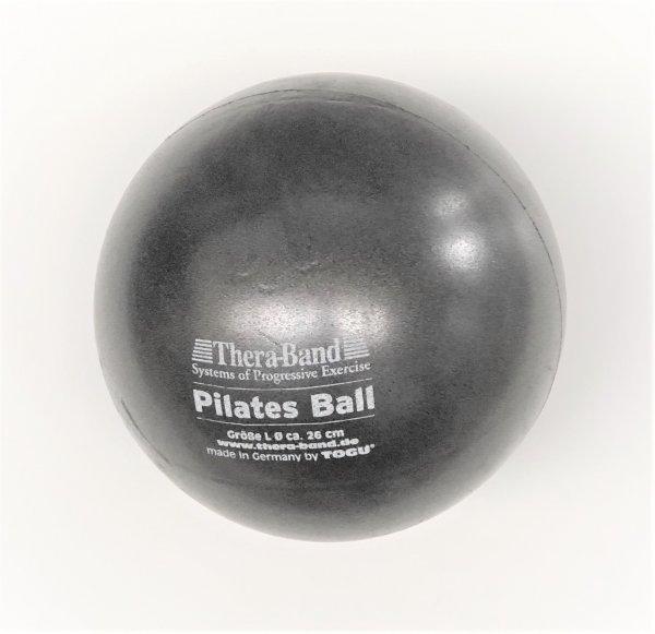 Pilates Ball Thera Band 26 cm Silber