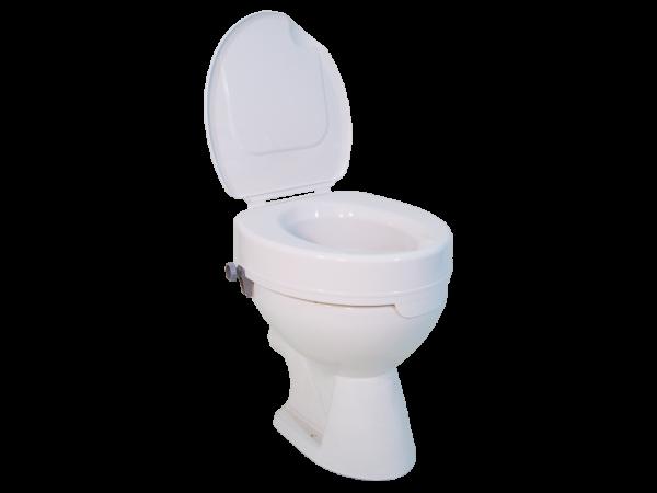 Toilettenstizerhöhung Ticco 2G mit Deckel