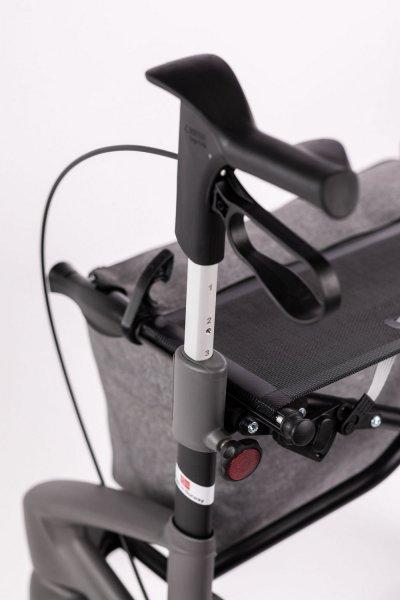 Rollator Topro Troja 5G Premium inkl. Greifhilfe