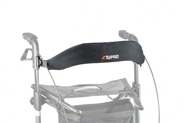 Rückengurt lang gepolstert für Topro Troja 2G/5G/Neuro, Olympos ATR, Odyssé, TOPRO Pegasus
