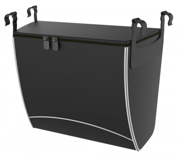 Tasche mit Reißverschluß für Rollator Rehasense Athlon SL Größe M & L