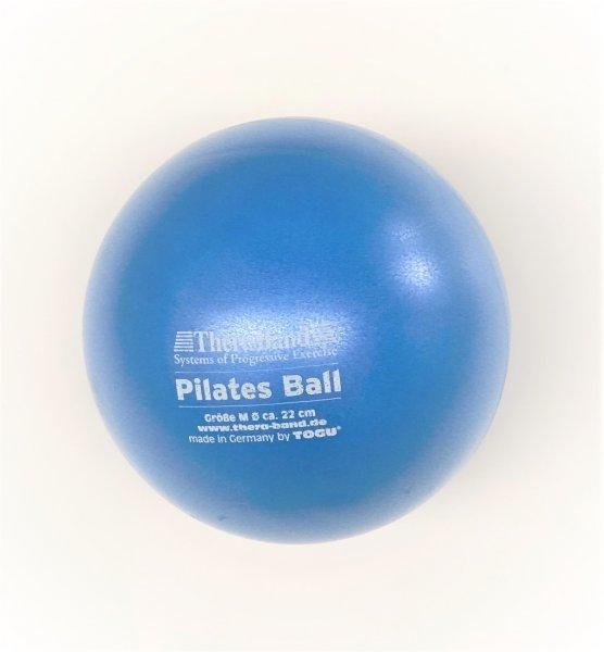 Pilates Ball Thera Band 22 cm Blau