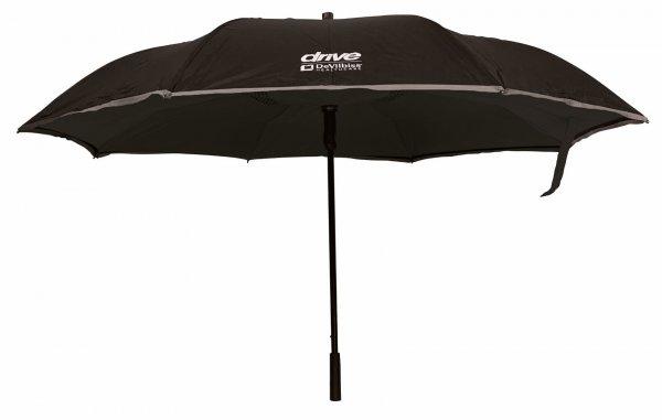 Drive Rollator-Regenschirm Reverse universal schwarz